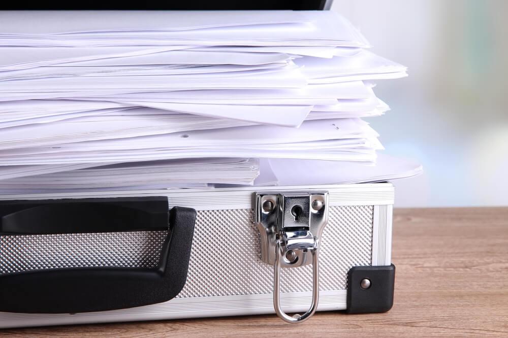 Временный доступ к вещам и документам